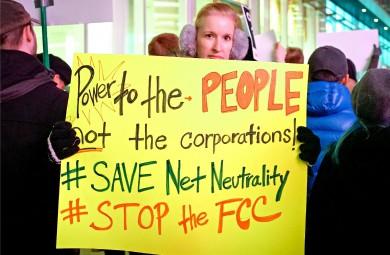 Net Neutrality activist