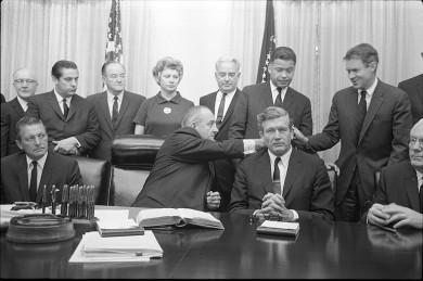 Members of Kerner Commission